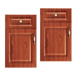 Wooden-Colour-Melamine-PVC-Door-for-Kitchen-Cabinet-FY013-